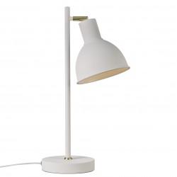 POP ROUGH lampe de table Métal et plastique Blanc E27  - Nordlux 48745001