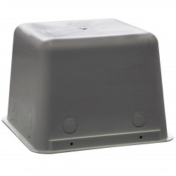 TILBEHØR spot BOX 19X19CM accessoire Plastique Noir  - Nordlux 76859999