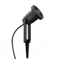 SPOTLIGHT spot Mobile Aluminium-Verre Noir GU10  - Nordlux 20789903