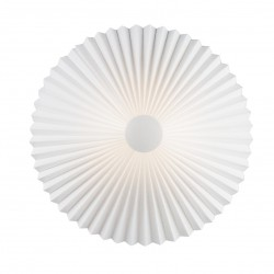 TRIO 45 plafonnier Plastique Blanc E27  - Nordlux 3001601