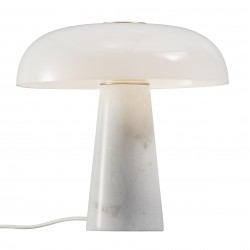 GLOSSY  Lampe de table  Blanc E27 max 15W - Design For The People by Nordlux 2020505001