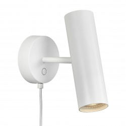 MIB 6  Applique Murale  Blanc GU10 max 8W - Design For The People by Nordlux 61681001