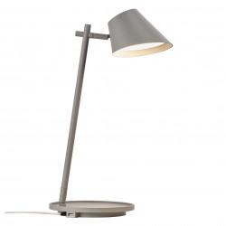 STAY  Lampe de table  Gris LED Intégrée 14,5W 700lm 2700K - Design For The People by Nordlux 48185010