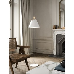 Lampadaire  Blanc E27 max 40W STRAP - Design For The People by Nordlux 46234001