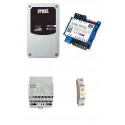 Kit gprs + centrale 1 porte - URMET KGPRS1P