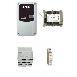 Kit gprs + centrale radio 1 porte - URMET KGPRS1PHF