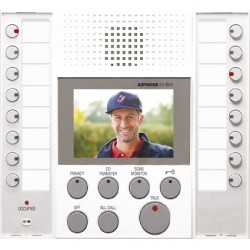 Ax8Mvw P.Video 2X8 Lignes Blanc - AIPHONE AX8MVW 110981