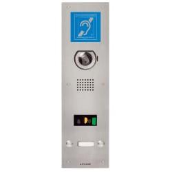 Axdvf2Albm Plat.Video 2Bp B.Magnet. - AIPHONE AXDVF2ALBM 110994