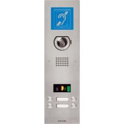 Axdvf4Albm Plat.Video 4Bp B.Magnet. - AIPHONE AXDVF4ALBM 110995