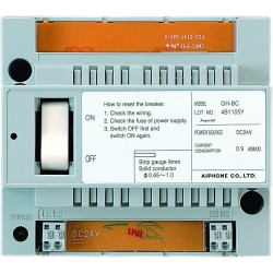 Gtbc Centrale Audio Std - AIPHONE GTBC 200020