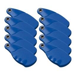 Pvp10 Pack 10 Badges P/Dgm1 - AIPHONE PVP10 120137