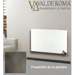 Radiateur à inertie Touch Silicium Horizontal - Valderoma