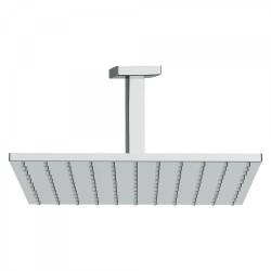 Bras de douche plafond avec pommeau anticalcaire   - TRES 03483102