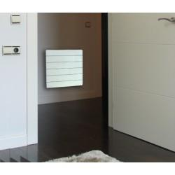 Radiateur à inertie SMART CLASSIC Carré 800W blanc - Valderoma CC0800S