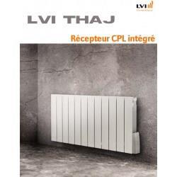 Radiateur LVI - THAJ - 750W FLUIDE - Horizontal (haut.600) - 3633002