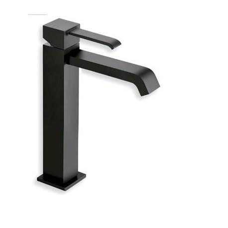 Mitigeur pour lavabo mi haut BLACKMAT QUADRI - CRISTINA ONDYNA QM22713