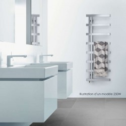Seche-serviettes électrique ALBAN 250W - TALR-025-050/F ACOVA