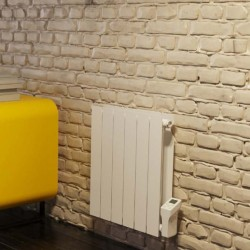 Radiateur électrique THAJ XS 1250W - LVI 3633125