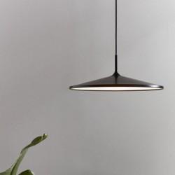 Suspension Métal Noir LED integrée 1700 Lumens 2700K BALANCE - Nordlux 2010103003