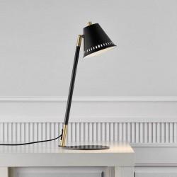 Lampe de table Métal Noir PINE - Nordlux 2010405003