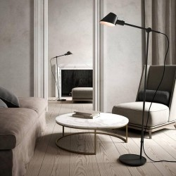 Lampadaire Noir STAY - Design For The People by Nordlux 2020464003