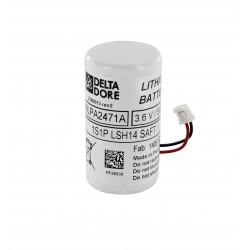 BP DMBV Tyxal+ - Bloc piles pour détecteur de mouvement bi-lentille vidéo  - DeltaDore 6416224