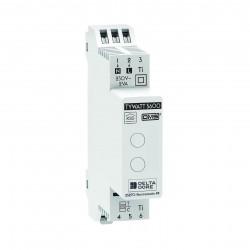 Tywatt 5600 - Capteur de conso électriques modulaire connecté : eau et énergie  - DeltaDore 6110043