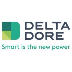 Support moteur tête Rollia - Support de fixation pour moteur de volet roulant - DeltaDore 6357017
