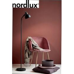Lampadaire ASLAK Métal Noir E27  - Nordlux 46724003