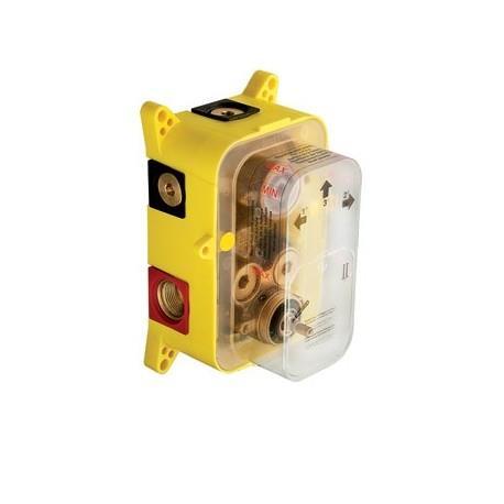 Mécanisme box universelle pour thermostatique encastré  RETRO PARIGI - CRISTINA ONDYNA PD80000