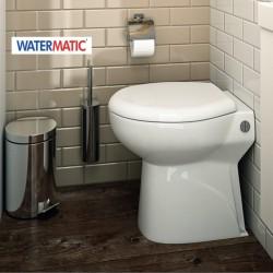 Broyeur et pompe idéal pour les petits espaces et ultra silencieux - WATERMATIC W20SP