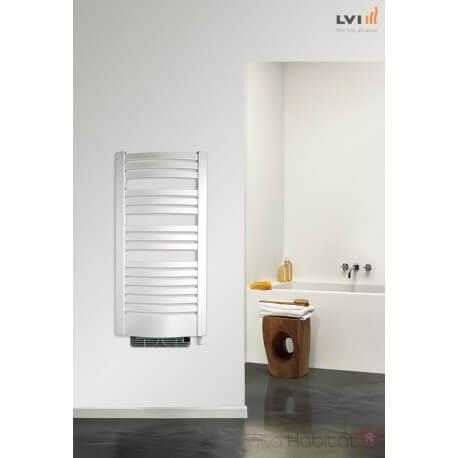 Sèche-serviettes électrique soufflant LVI TIGALA IR T