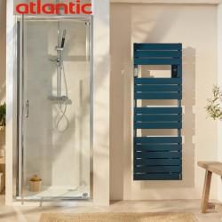Sèche-serviettes électrique ATLANTIC 2000W (1000W+1000W) ADELIS Soufflant - 861918