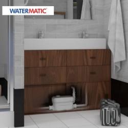 Pompe de relevage pour douches et cabines de douche - WATERMATIC VD80