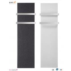 Sèche-serviettes électrique LVI MILO ROCK avec Barres