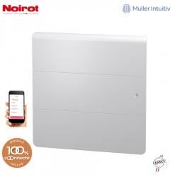 Radiateur Fonte NOIROT AXOO 1000W horizontal blanc connecté NEN3073SEEC