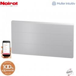 Radiateur Fonte NOIROT AXOO 2000W horizontal blanc connecté NEN3077SEEC