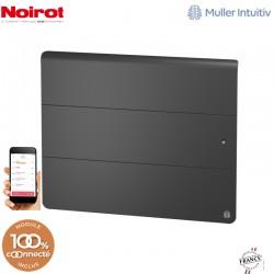Radiateur Fonte NOIROT AXOO 1250W horizontal blanc connecté NEN3074SEEC