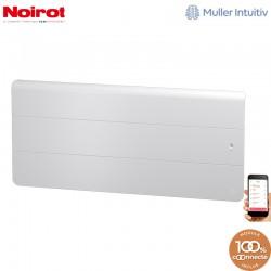 Radiateur Fonte NOIROT AXOO 1000W bas blanc connecté NEN3093SEEC