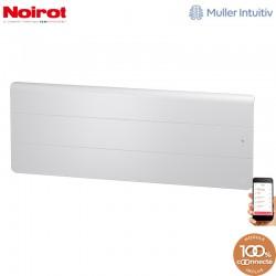 Radiateur Fonte NOIROT AXOO 1500W bas blanc connecté NEN3095SEEC