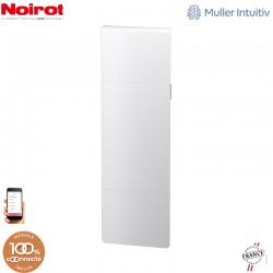 Radiateur Fonte NOIROT AXOO 2000W vertical blanc connecté c