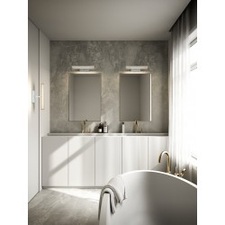 OTIS SDB 40  app. murale Alum-plastique Blanc LED int. 1300lm 3000K - Nordlux 2015401001
