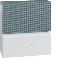 Sirène Interieur Vocale RLD414X pour alarme Hager
