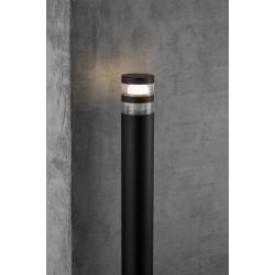 BIRK potelet Aluminium-Plastique Noir E27  - Nordlux 45518003
