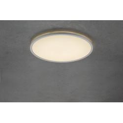 OJA 42 plafonnier Plastique Blanc LED integrée 4000K - Nordlux 47166001