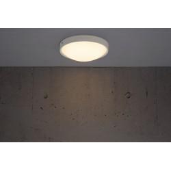 ALTUS plafonnier Métal et plastique Blanc LED integrée 2700K - Nordlux 47206001