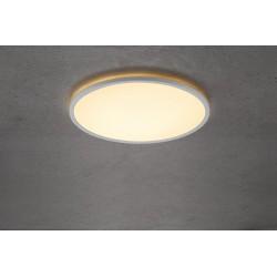 OJA 42 Dimmable plafonnier Plastique Blanc LED integrée 2700K - Nordlux 47286001