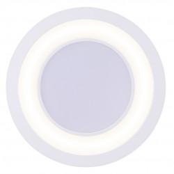 CLYDE 15 spot encastré Plastique Blanc LED integrée 4000K - Nordlux 47660101