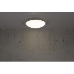 ALTUS plafonnier Métal et plastique Gris LED integrée 4000K - Nordlux 47906010