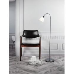 RAY lampadaire Métal-Verre Chrome E14  - Nordlux 63214033